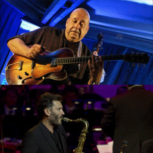 William Chabbey et Gilles Barikosky en concert